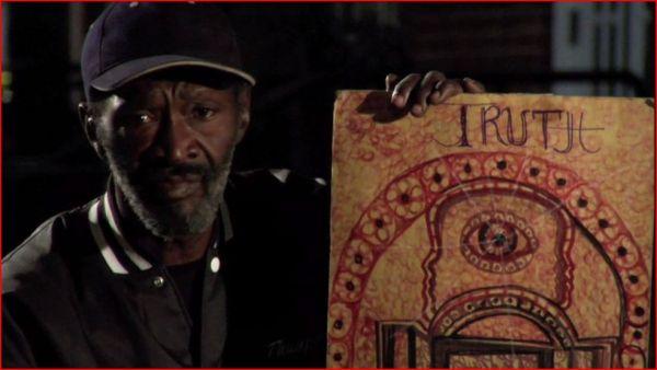 Homeless Folk Artist in Orlando