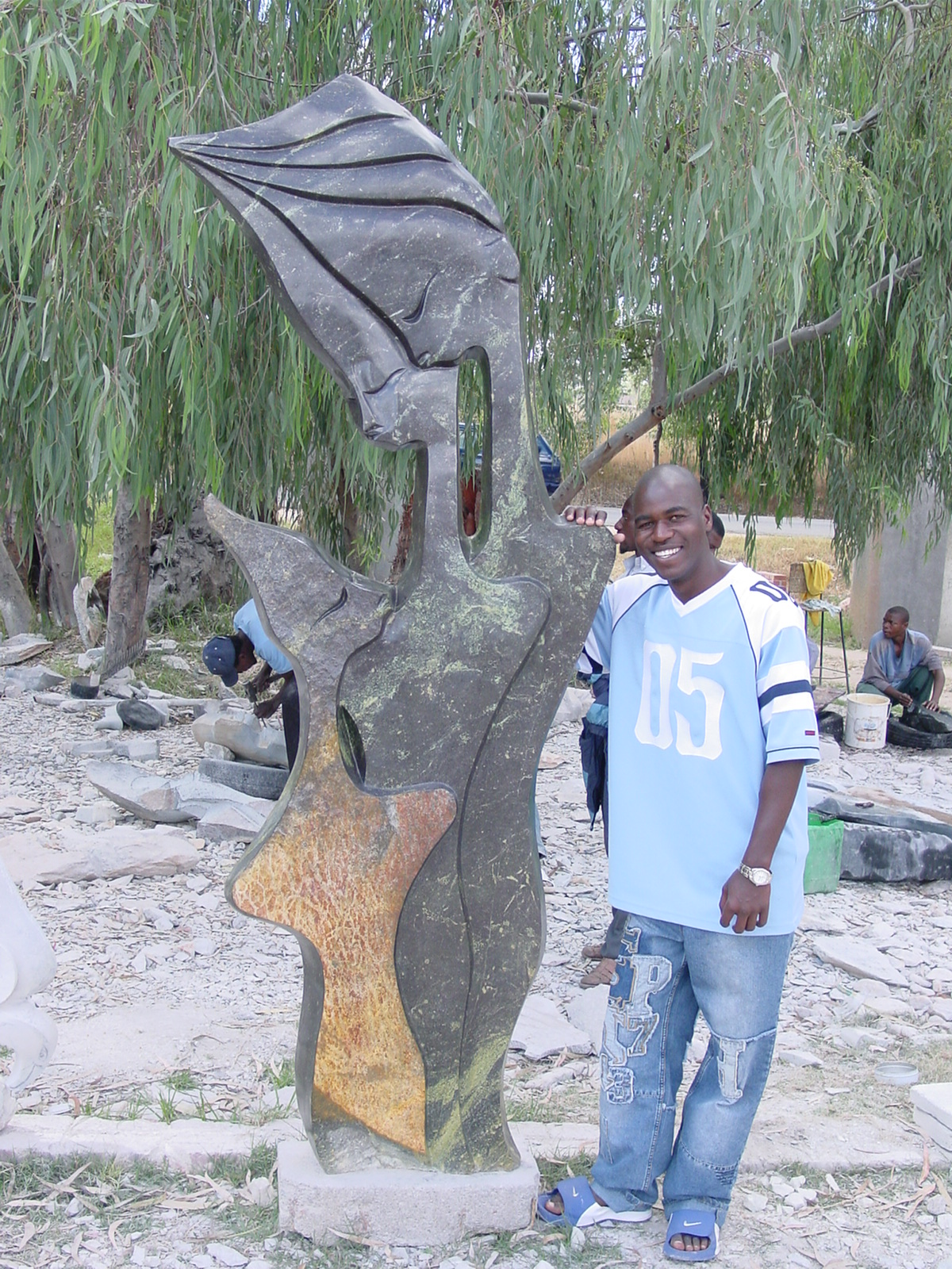 The shona stone sculpture of zimbabwe freeman project