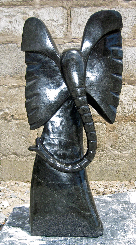 The shona stone sculpture of zimbabwe
